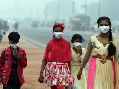 दिल्ली में अगले दो दिनों में सुधर सकती है हवा