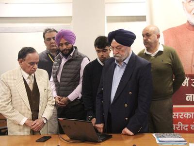दिल्ली में अनाधिकृत कॉलोनियों की सीमा तय करने के लिए वेबसाइट लॉन्च