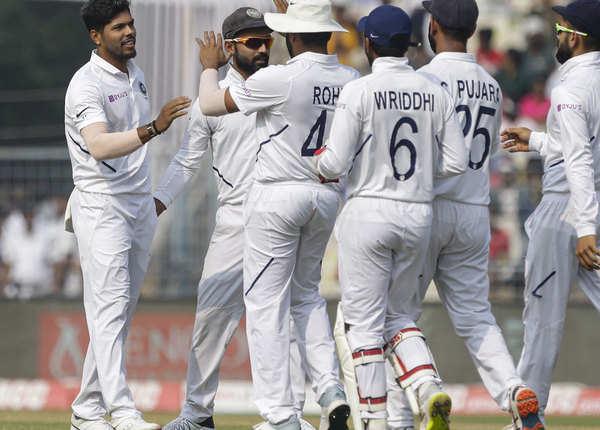 भारत जीता पिंक बॉल टेस्ट,सीरीज पर कब्जा