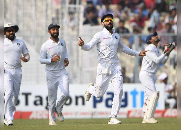 पारी से जीते लगातार 4 टेस्ट, वर्ल्ड रेकॉर्ड