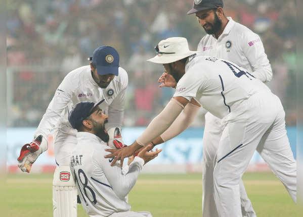 टेस्ट जीत में विराट ने बॉर्डर को पछाड़ा