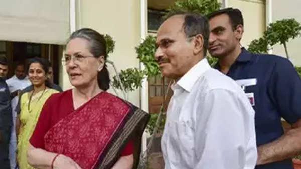maharashtra crisis congress gives adjournment notice in lok sabha