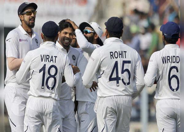 लगातार 4 टेस्ट में पारी से जीत