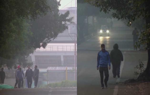 दिल्ली में फिर बढ़ा प्रदूषण, सरकार को सुप्रीम कोर्ट की फटकार