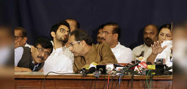 महाराष्ट्र: शिवसेना, कांग्रेस और एनसीपी 162 विधायकों की कराएंगे परेड