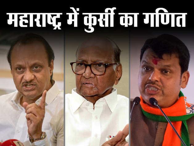 महाराष्ट्र में रहेगी या जाएगी फडणवीस सरकार?