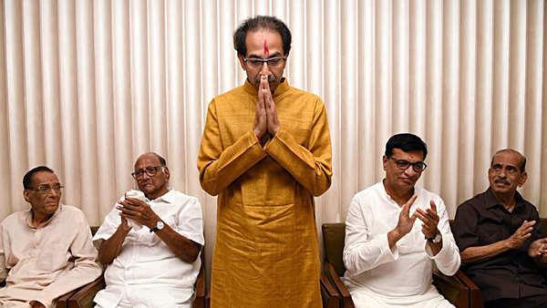 uddhav thackeray to take oath as maharashtra cm on december 1