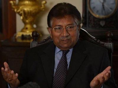 देशद्रोह केसः मुशर्रफ के खिलाफ आदेश सुनाने पर हाई कोर्ट ने लगाई रोक