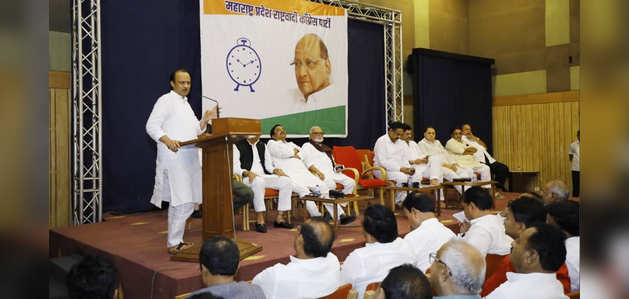 NCP नेता अजित पवार ने रखी ढाई साल के लिए मुख्यमंत्री पद की मांग: सूत्र