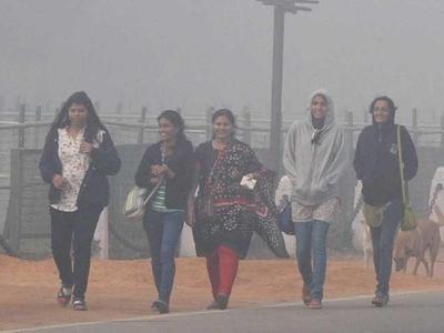 दिसंबर के पहले सप्ताह 10 डिग्री से नीचे पहुंच सकता है पारा