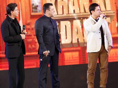 शाहरुख-सलमान संग फ्रेम शेयर नहीं करना चाहते थे आमिर