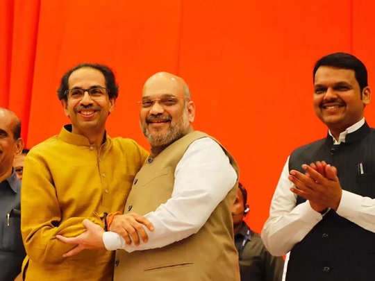 SHIV SENA BJP NEW