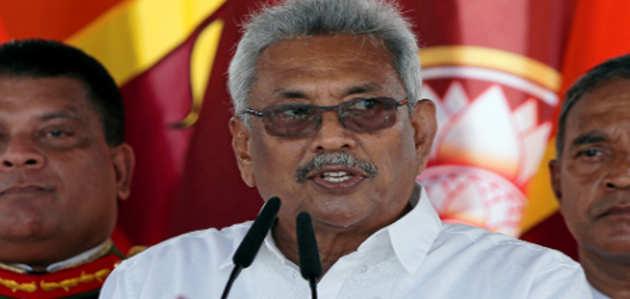 श्रीलंका के राष्ट्रपति गोटाबाया  राजपक्षे भारत की दो दिवसीय यात्रा पर