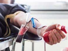 प्रदेश भर से आए 101 डॉक्टरों ने किया रक्तदान