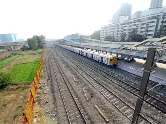 रेल्वे अपघातात घट