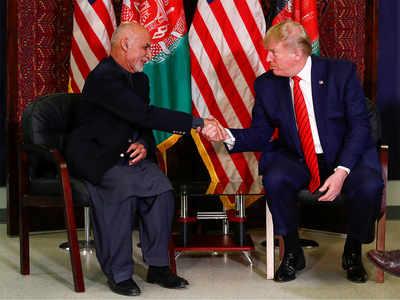 तालिबान के साथ अफगान शांति वार्ता फिर शुरू हो गई है: ट्रंप