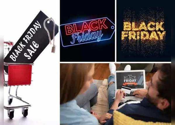 ब्लैक फ्राइडे सेल का इतिहास