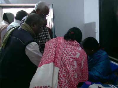 झारखंड में पहले फेज की वोटिंग
