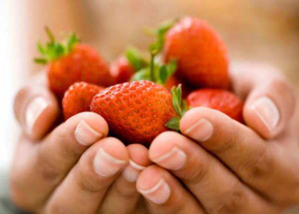 स्ट्रॉबेरीज