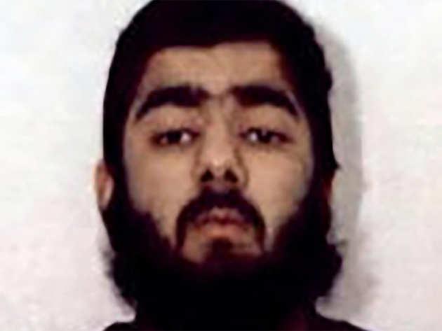 लंदन ब्रिज हमले में मारा गया संदिग्ध आतंकी उस्मान खान। (फाइल फोटो)