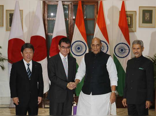 आंतकवाद पर भारत-जापान की दो टूक, अपने यहां आंतकी अड्डे बंद करे पाकिस्तान