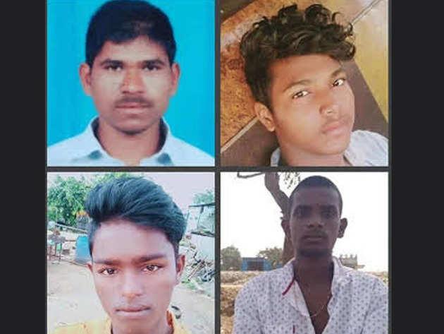 हैदराबाद आरोपी