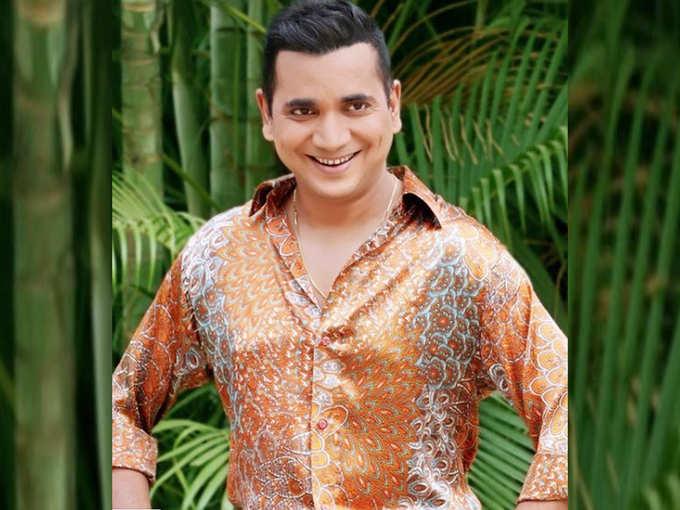 bhabhiji ghar par hain cast fees: popular tv actor saanand verma aka saxena  ji of bhabiji ghar par hain fees and struggle   Navbharat Times Photogallery