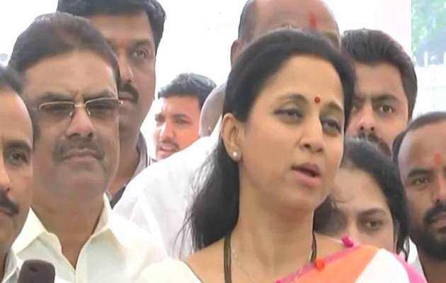 सुप्रिया सुले ने उद्धव ठाकरे से मुलाकात कर विकलांगों के लिए अलग मंत्रालय की मांग की