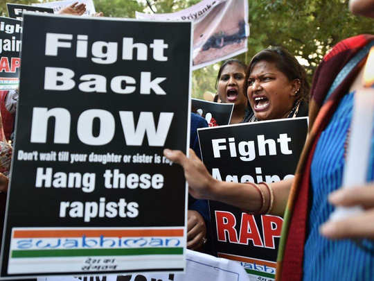 देश भर में हुए विरोध प्रदर्शन
