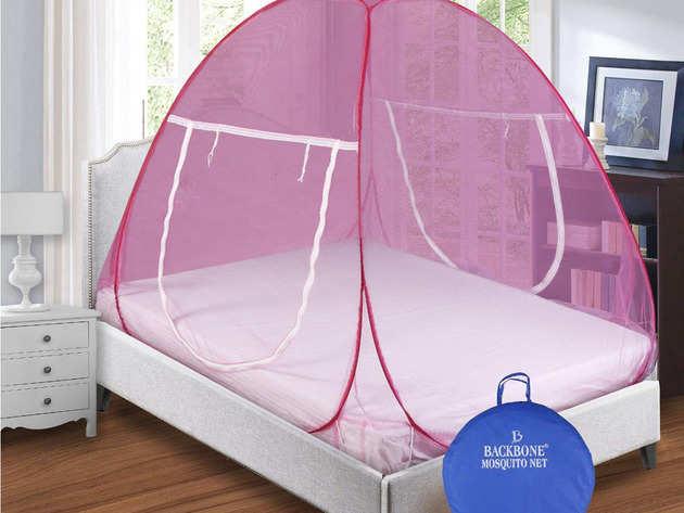 मच्छरों से बचना हैं तो इस्तेमाल करें Mosquito Nets, मात्र 185 रुपए में Amazon पर उपलब्ध