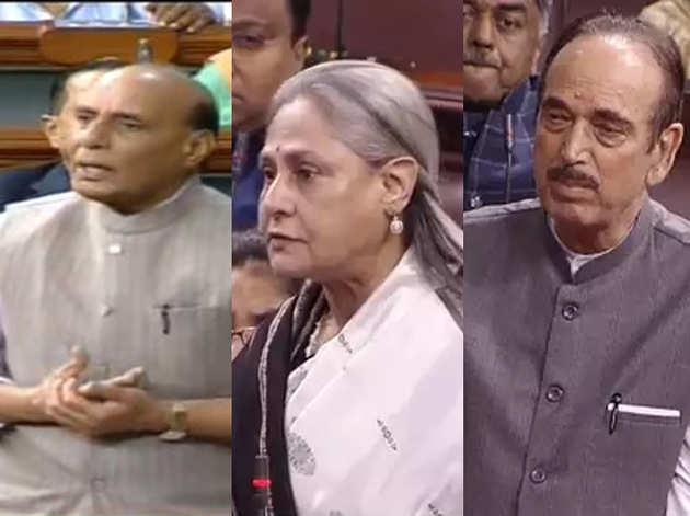 हैदराबाद रेप-मर्डर पर संसद में उबाल