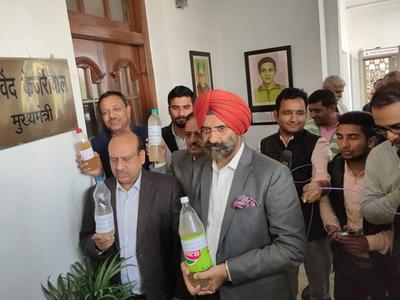 पानी के मुद्दे पर दिल्ली विधानसभा से विपक्ष का वॉक-आउट