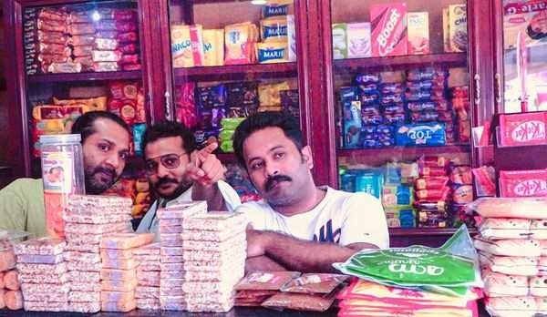 aju varghese starrer sajan bakery since 1962 movie shooting started