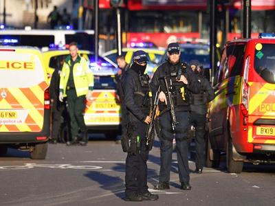 लंदन ब्रिज हमले के सहयोगी को पुलिस ने किया अरेस्ट