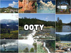 tourist places in ooty with photos updated 2019