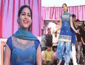Sapna Choudhary ने 'राइफल' गाने पर किया गजब का डांस, विडियो ने चुराया लाखों का दिल