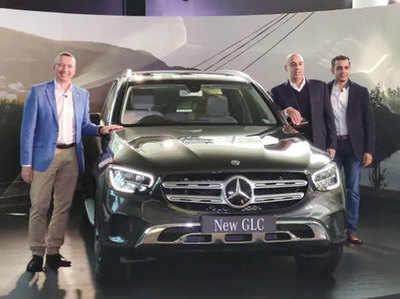 Mercedes-Benz GLC का फेसलिफ्ट मॉडल