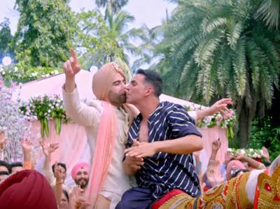 लोट-लोट कर नागिन डांस करने पर बोले अक्षय कुमार