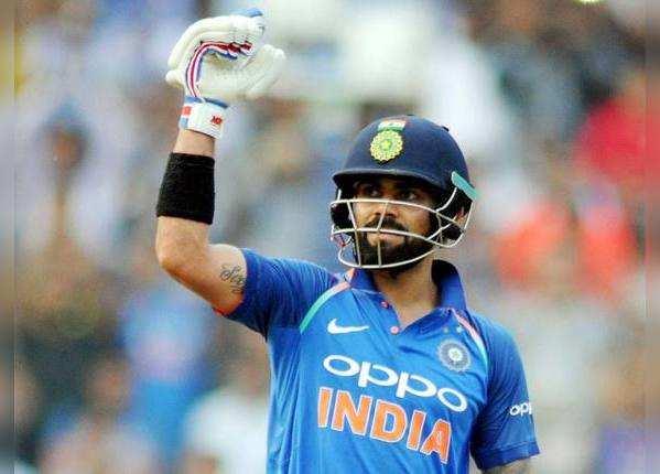 विराट का विंडीज के खिलाफ कोहली दमदार प्रदर्शन