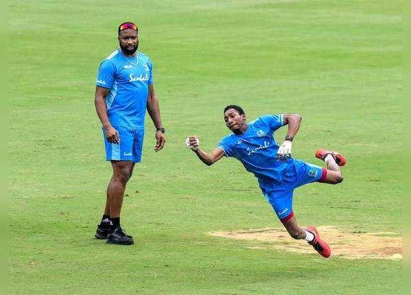 विंडीज पर भारत का पलड़ा भारी