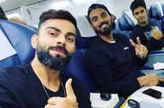 विंडीज सीरीज से पहले विराट का 'खुशनुमा' अंदाज, शेयर की ...