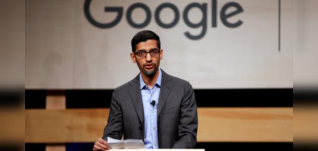 सुंदर पिचई बने गूगल की पैरंट अल्फाबेट के सीईओ