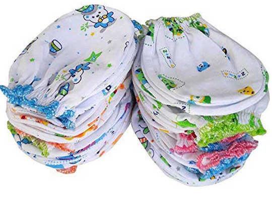 अपने बेबीज़ के लिए Amazon से घर बैठे खरीदें बेस्ट क्वालिटी के Cotton Mittens आकर्षक दाम में