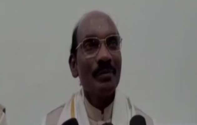 चंद्रयान 2: नासा के दावे को इसरो प्रमुख के सिवन ने किया ख़ारिज, बोले- हम पहले ही खोज चुके हैं विक्रम लैंडर
