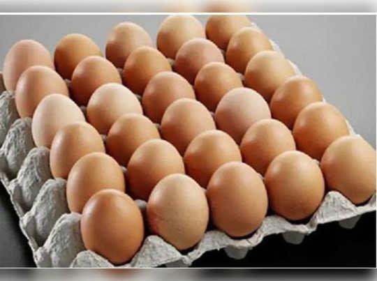 गावठी अंड्यांचे भाव कडाडले