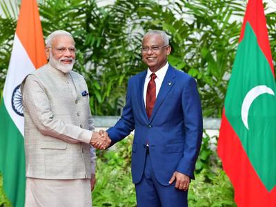 मालदीव के विकास के लिए भारत अपनी भागीदारी को लेकर प्रतिबद्ध: PM मोदी