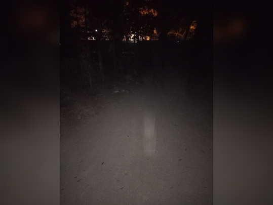 जाॅगिंग ट्रॅकवरील अंधार