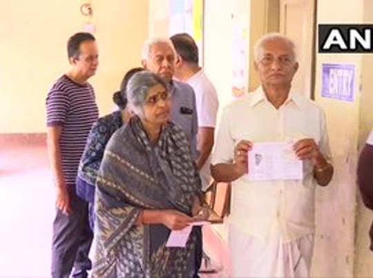 karnataka bypoll voting