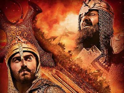 फिल्म 'पानीपत' पोस्टर