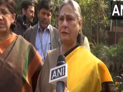 जया बच्चन ने योगी सरकार पर साधा निशाना